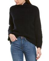 Vince Teddy Wool & Cashmere-Blend Sweater Women's