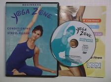 Yoga Zone - Conditioning and Stress Release (DVD, 2002) *Beginners* Exercise
