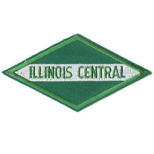 Patch- ILLINOIS CENTRAL (IC) Green Diamond #5475 - NEW