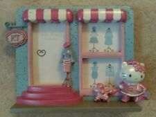 HELLO KITTY Photo Picture Resin Frame Hello Kitty's Fashions Sanrio 2004 3D