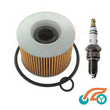 Oil Filter spark plug for KAWASAKI EX250R NINJA250 1986-2012 ZZR250 EL250 GPX250