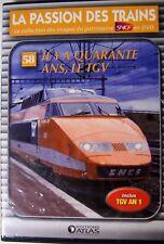 ★★★ dvd  LA PASSION DES TRAINS N°58 (édition ATLAS) ★★★