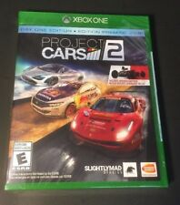 Project Cars 2 [ Day One Edition ] (XBOX ONE) NEW