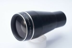 MEOPTA Corrigon 12,5mm f/1.4 projector lens In nMINT condition for DIY adapting