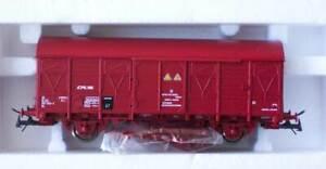 Roco 47327 - gedeckter Güterwagen CFL Gefahrgut  - NEU OVP