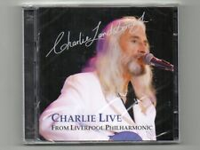 CHARLIE LANDSBOROUGH - LIVE From Liverpool  - CD - Free 1st Class Post To UK