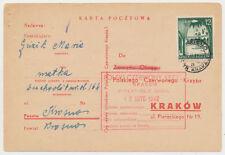Generalgouvernement Krosno 1942. Polnisches Rotes Kreuz. (76)