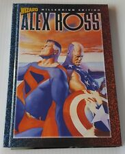 Wizard Alex Ross Millennium Edition NC Book #1 + Open Space #0