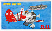 Sweet Aviation 35 Type 96 Carrier Fighter A5M4 SORYU Fighter Group 1/144 Scale