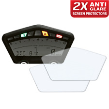 2 x DUCATI HYPERMOTARD 10+ instrumento/dashboard/Speedo protector de pantalla AG