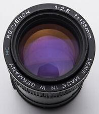 Revuenon MC 1:2.8 2.8 135mm 135 mm M42 M 42 a. Digital