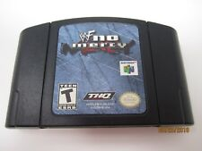 WWF No Marcy - Nintendo 64 N64 - Tested & Cleaned - Free Shipping