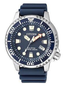 Citizen Promaster Diver Men's Eco Drive Watch - BN0151-17L NEW