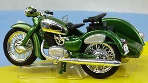 Triumph T6 Thunderbird Sidecar Toy Model Motorcycle Bike Oldtimer Classic Twin