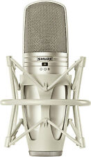 Shure KSM44A Multi-Pattern Large Dual-Diaphragm Condenser Microphone with Case