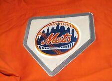 New York NY METS Twin Duvet Cover POTTERY BARN Teen MLB Baseball Orange NEW