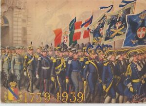 1939 ITALY Royal artillery and fortification schools