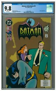 Batman Adventures #8 (1993) DC Comics Clayface Appearance CGC 9.8 CU193