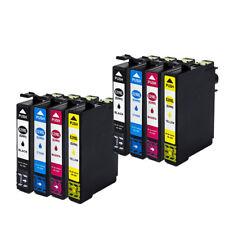 8 Ink Cartridges for Epson XP235 XP332 XP432 XP435 XP445 XP335 XP442 XP342