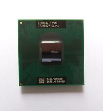 Intel Core 2 Duo CPU 2.80 GHz / 2M / 800 Mhz T7100 Mobile Processor SLA4A