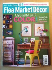 Flea Market Decor June/July 2014 FREE SHIPPING, 136 Ways To Display Your Finds