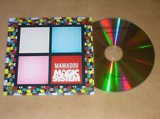RARE CD PROMO 1 TITRE / MAGIC SYSTEM / MAMADOU / TRES BON ETAT