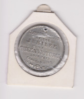 ANTIQUE QUEEN VICTORIA BORN MAY 24th 1819 JUBILEE LONDON MEDAL  R.459