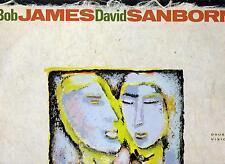 BOB JAMES DAVID SANBORN DISCO LP 33 GIRI DOUBLE VISION