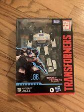 JAZZ Transformers Studio Series 86-01 Animated Movie Deluxe Hasbro New IN HAND