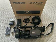 Panasonic AG-DVX100B Camcorder 224 HRS!