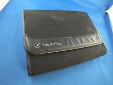 Mercedes Mappe Bordbuch Bordmappe W140 W210 S210 S Klasse A2108990161 Coupe Limo