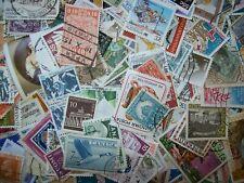 PAPIERFREI  1 000 Briefmarken alle Welt aus Kiloware sortenreich