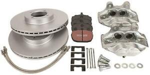 Classic MG MGB 4-Pot Vented Front  Brake Upgrade Conversion Kit