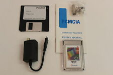 HAWKING TECHNOLOGY PN605C ETHERNET COMBO PC CARD PCMCIA NEW OPEN BOX