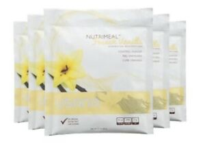 USANA French Vanilla Nutrimeal(28 Single-Serving Packers) EXP. 05/2022