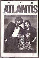 ATLANTIS Sampler CASSETTE Demo w/ Michael Beard (Bar-Kays) Soul, Jazz, New Age…