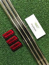 KBS HI-REV 2.0 WEDGE Golf Shafts x 3 Certified Dealer