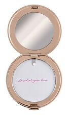 Jane Iredale Refillable Rose Gold Compact