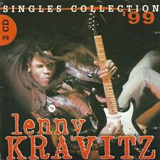 LENNY KRAVITZ - SINGLES COLLECTION' 99..2CD..BULGARIAN RELEASE