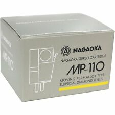 NAGAOKA MP-110 STEREO CARTRIDGE FROM JAPAN w/ TRACKING FREE SHIPPING