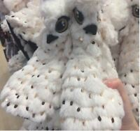 Primark HARRY POTTER HEDWIG OWL Ladies Slippers Womens Slipper Boots