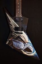 Dean Mustaine Left Lefty Zero AODII Angel of Deth Electric Guitar -Free Shipping
