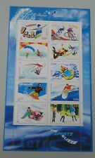 France 2004 bloc 76 neuf luxe ** BF 76 YT 3691/3700 cote 6 euros Sports