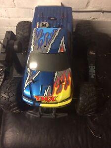 Tamiya Tnx 1/8th Scale Nitro Monster Truck