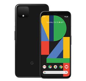 Google Pixel 4 XL 64GB Nero Grado Usato Come Nuovo A++