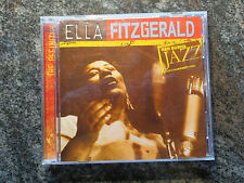 Ella Fitzgerald The Definite CD 2000 Verve Jazz