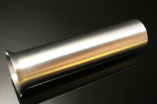 """Brushed stainless steel flared 3"""" exhaust tip by Squeeg's JTT-3"""
