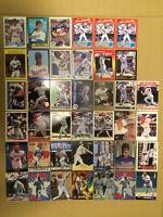 Juan Gonzalez LOT of 54 Rookie insert parallel base cards 1990-1998 NM+ Rangers