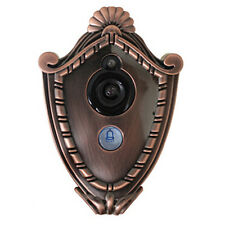 2.8-inch Electronic Cat's Eye Doorbell with Camera Wireless Video Doorbell ED