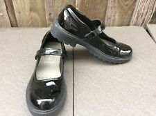 3 32 31 Geox Vega Black Leather School Shoes 30 12 13 or 36 SALE!!! 11.5